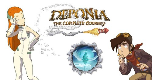 Get 3 free games worth $70 from Epic this week: Deponia, The Pillars of the Earth and The First Tree