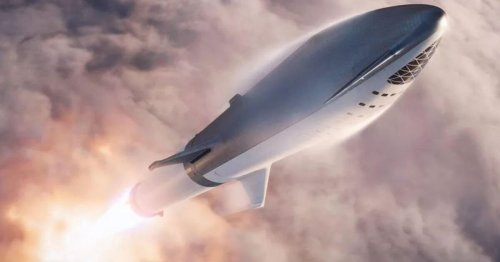 SpaceX CEO Elon Musk looks to Starship Mars rocket ocean launch in 2022