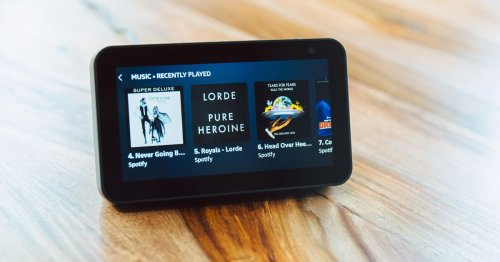 Grab an Echo Show 5 smart screen for just $45