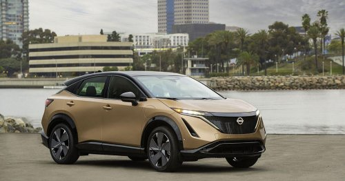 2022 Nissan Ariya shows off its US production looks in exclusive photos