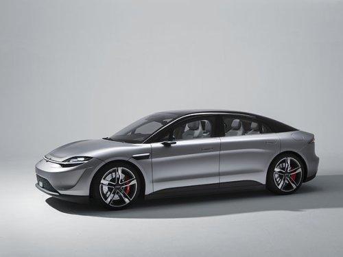 ソニー「次のメガトレンドはモビリティ」--CESで安心安全を追求した試作車を披露