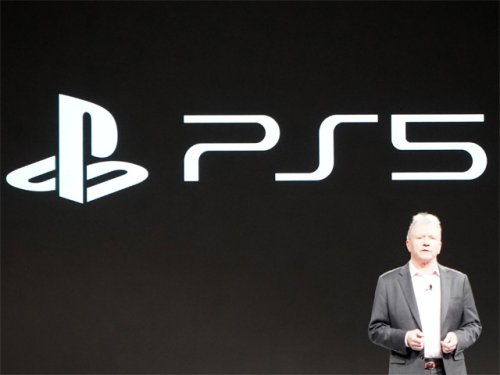 次世代ゲーム機「プレイステーション 5」のロゴが公開