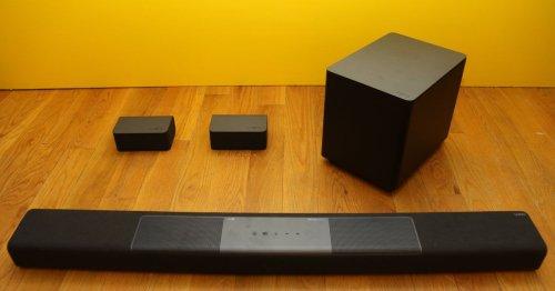 Vizio M512a-H6 review: The best Dolby Atmos soundbar for the money