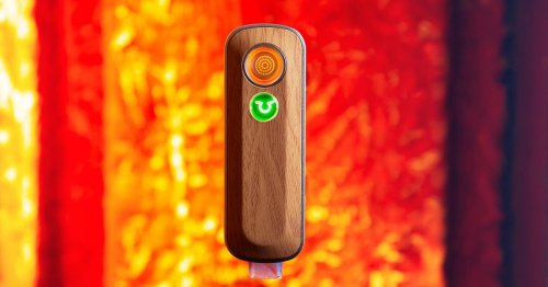 Weed tech heats up with a new smart vaporizer from Apple, Microsoft alums