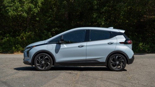 2022 Chevrolet Bolt EV: Small changes and a big deal