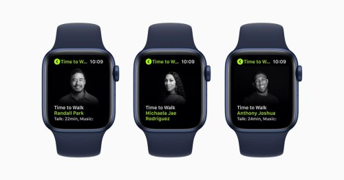 Apple Fitness Plus will launch new Time to Walk episodes starting June 28