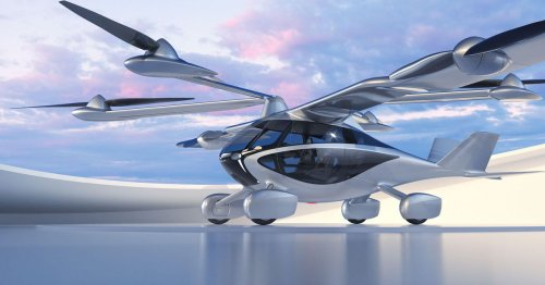 Flying-car buyers can put down $5,000 now for an Aska in 2026