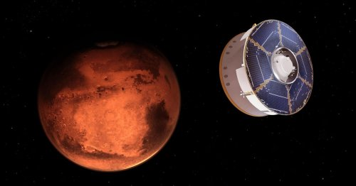 NASA's Perseverance, China's Tianwen-1 and UAE's Hope arrive at Mars this month