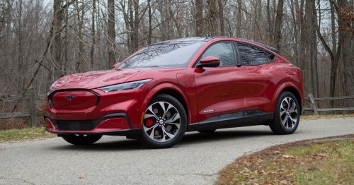 Why some Ford Mustang Mach-E buyers in New Jersey get a $5,000 discount