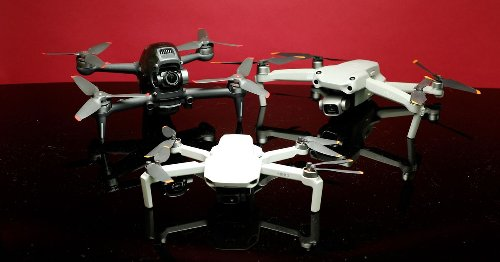 The best DJI drone, whatever your budget - Video