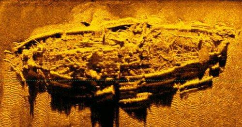 Rare Civil War-era shipwreck discovered in the ocean