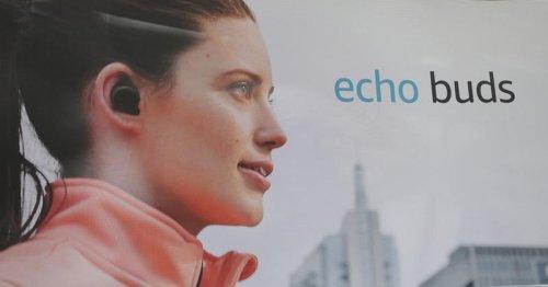 Echo Buds from Amazon sticks Alexa inside your ears