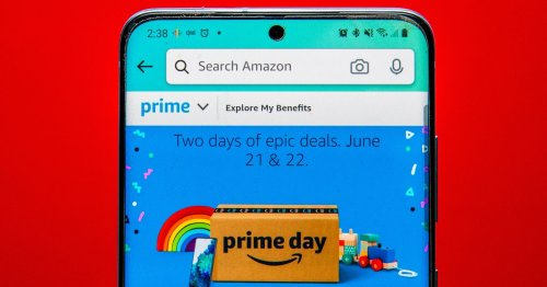 Give yourself the gift of $10 in free Amazon Prime Day money before midnight tonight. Here's how