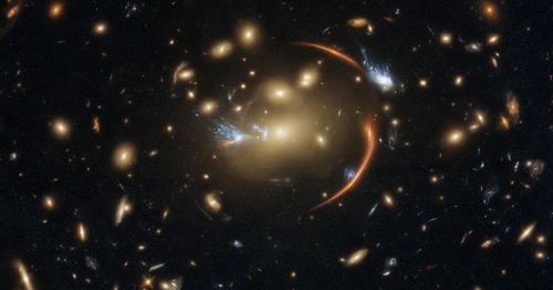 Telescope time machines solve age-old mystery of universe