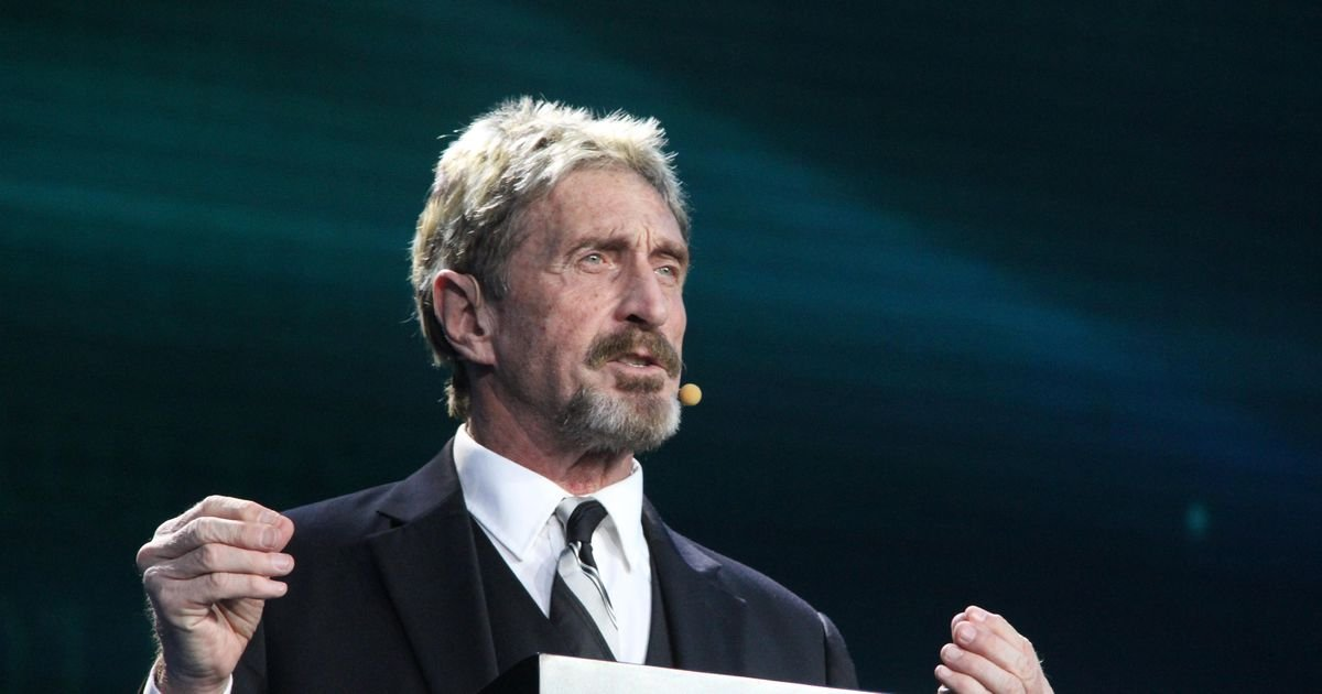 John McAfee's tumultuous life in tech: Everything you need to know