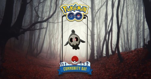 Pokemon Go October Community Day: Duskull, event move and start time