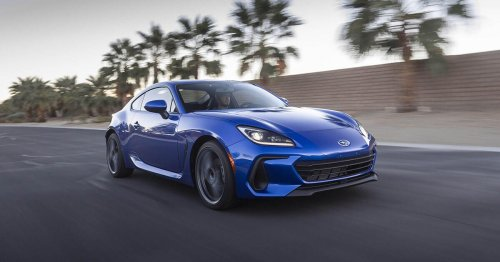 2022 Subaru BRZ keeps things affordable with $28,995 starting price