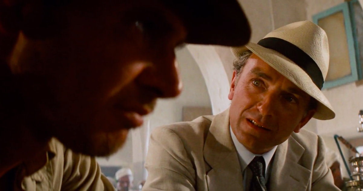 Indiana Jones turns 40: Raiders of the Lost Ark villain didn't expect a legendary franchise