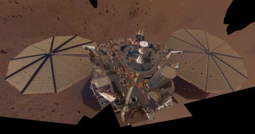 NASA Mars lander picks up remarkable 1.5-hour-long marsquake