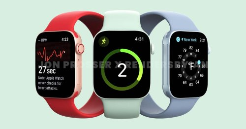 Apple Watch 7 rumors: The new smartwatch could be coming in September
