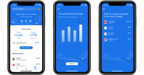Google Pay revamps with new focus on managing bank accounts and finances