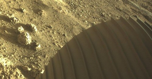 NASA Perseverance rover reveals glorious first images of Mars surface