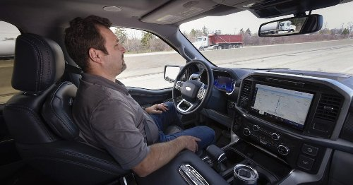 You can go hands-free with Ford BlueCruise later this year
