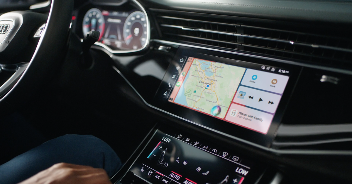 Apple's new HomePod 'Intercom' feature works with CarPlay