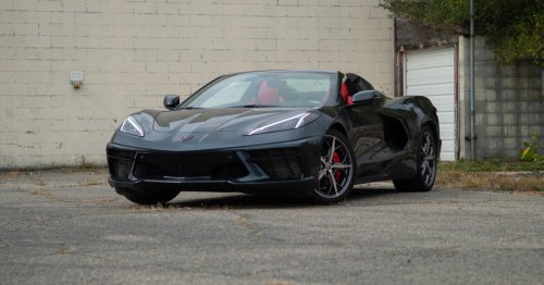 Chevy Corvette remained fastest-selling car in March, Toyota RAV4 Prime not far behind