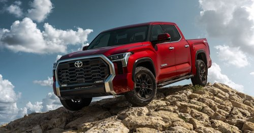 2022 Toyota Tundra versus Chevy Silverado, Ford F-150 and Ram 1500