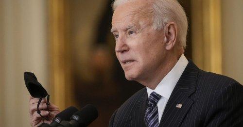 Biden promises broadband for all in $2 trillion infrastructure plan