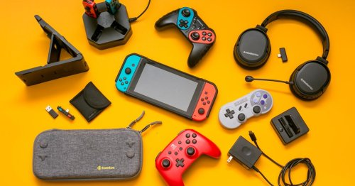 Best Nintendo Switch accessories for 2021