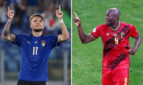 Euro 2021 : Belgique-Italie, un billet pour Wembley en jeu