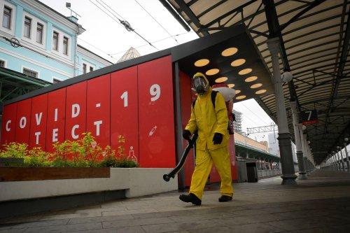 Variant Delta : Moscou face à un pic record de contaminations