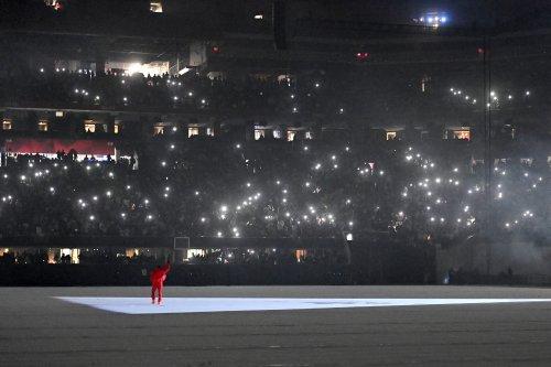 Kanye West dévoile enfin son nouvel album «Donda» en plein stade d'Atlanta