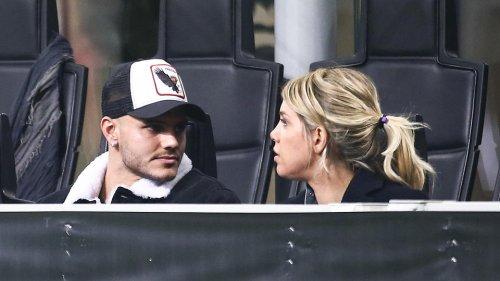 PSG : Au bord du divorce, Mauro Icardi et sa femme Wanda définitivement réconciliés
