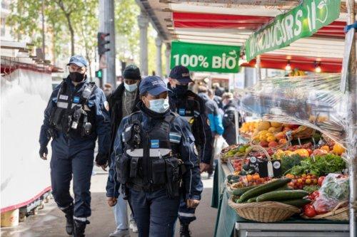 Paris : la police municipale fin prête, les premiers agents déployés lundi