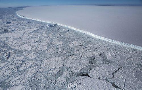 Réchauffement climatique : un tiers de la banquise antarctique pourrait disparaître