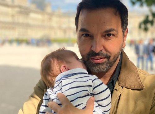Kamel Ouali dévoile le prénom inattendu de son premier enfant