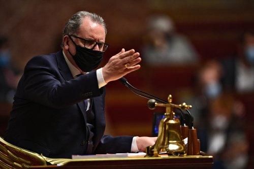 Richard Ferrand est contre le pass sanitaire à l'Assemblée nationale