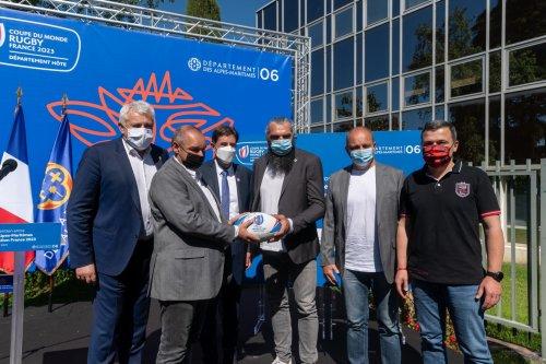 Coupe du monde de rugby 2023 : les Alpes-Maritimes espèrent 50 millions d'euros de retombées