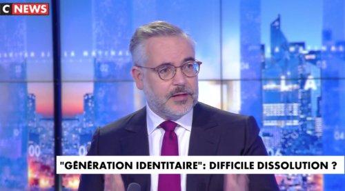 L'édito de Guillaume Bigot : «Génération identitaire : difficile dissolution ?»