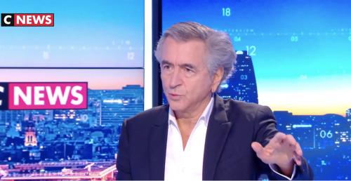Bernard-Henri Lévy : «Ceux qui minimisent cet islamo-gauchisme s'égarent»
