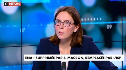 L'institut du service public sera «plus méritocratique» et «efficace» que l'ENA, selon Amélie de Montchalin