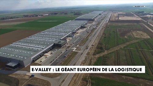 E-Valley : les premiers entrepôts du géant européen de la logistique inaugurés