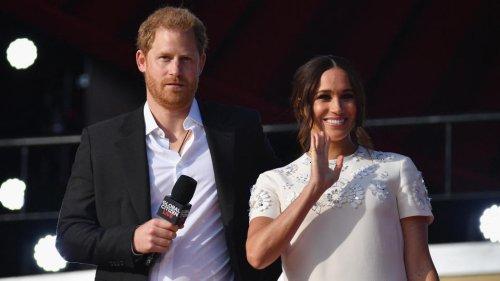 Le Prince Harry et Meghan Markle critiqués pour avoir utilisé un jet privé après un événement pour le climat