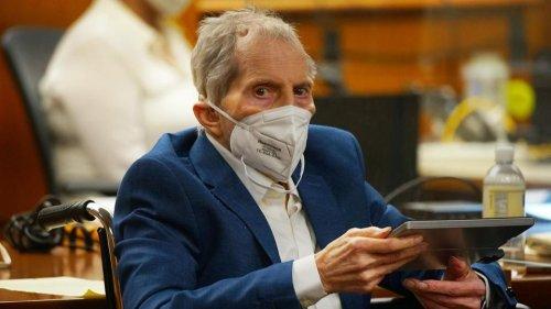Accusé de trois meurtres, le sulfureux multimillionaire Robert Durst reconnu coupable de celui de sa meilleure amie