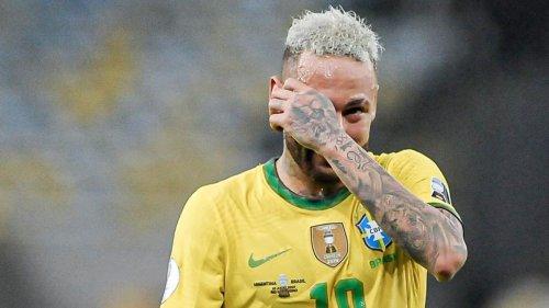 PSG : Neymar choque les fans avec son physique inquiétant