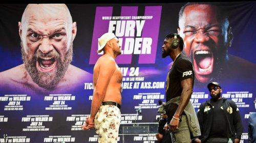 Boxe : Fury-Wilder 3, l'incroyable conférence de presse (vidéo)