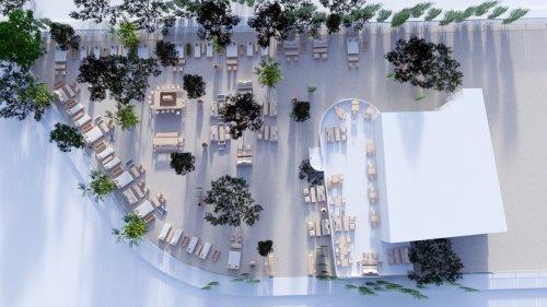 Une plage de 1000 m2 s'installe dans le bois de Vincennes